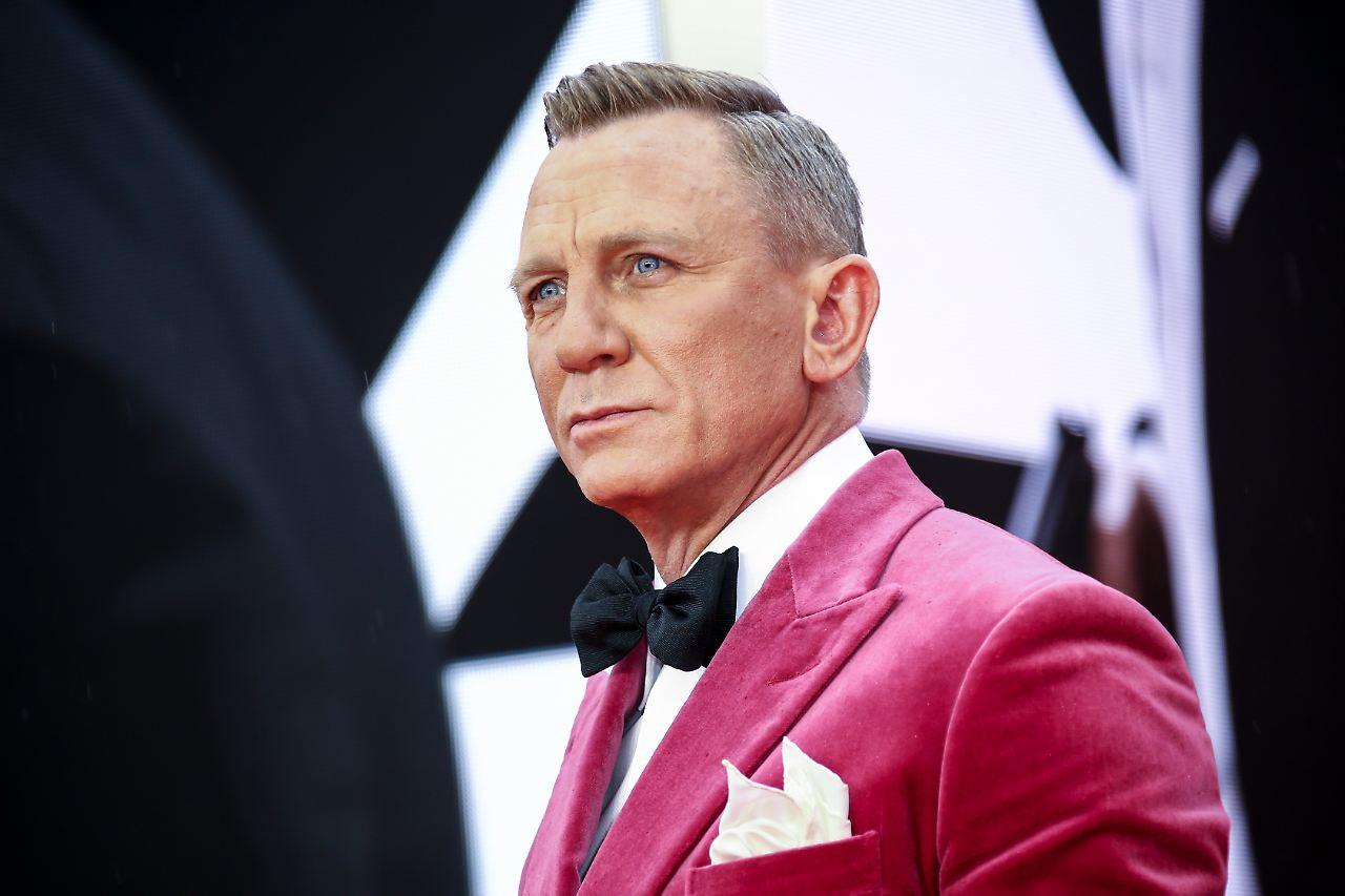 No Time To Die - Weltpremiere des neuen Bond Films in London