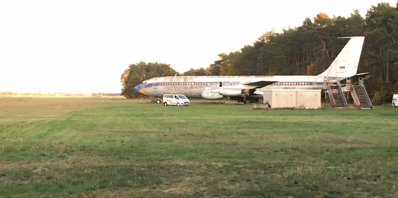 Das geheimnisvolle TXL-Flugzeug