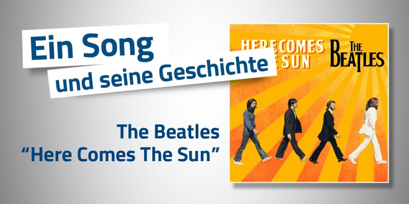 Beatles - Here Comes The Sun