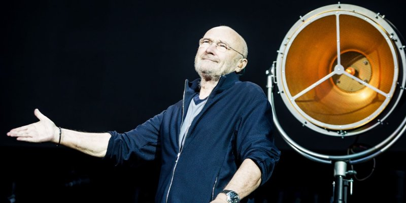 Phil Collins sauer auf Donald Trump