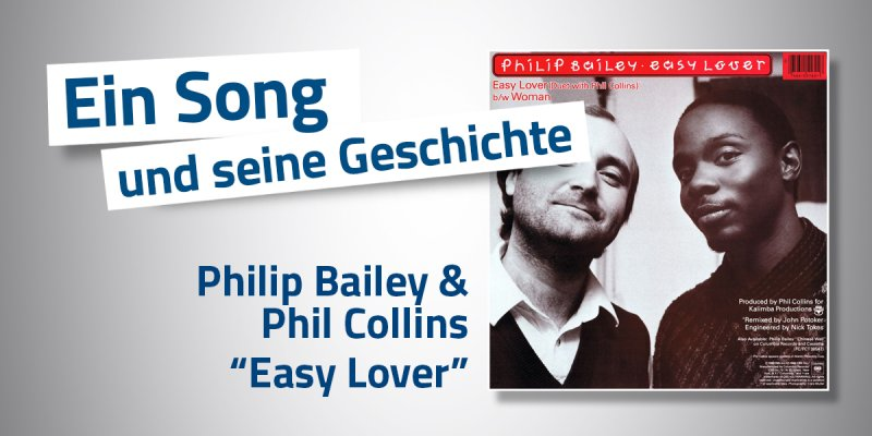 Philip Bailey & Phil Collins - Easy Lover