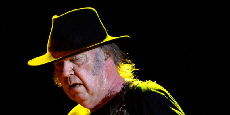 Neil Young will Donald Trump verklagen