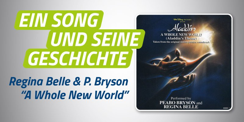 Regina Belle & Beabo Bryson - A Whole New World