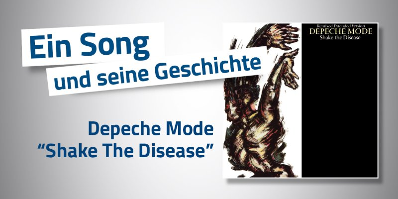 Depeche Mode - Shake The Disease