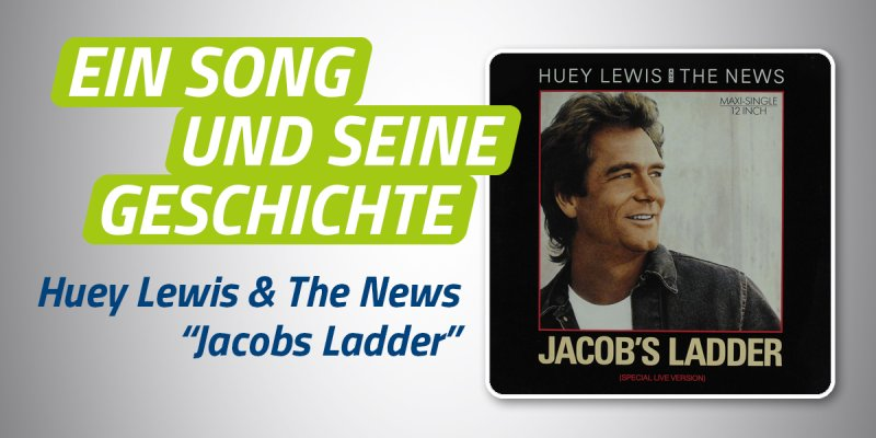 Huey Lewis & The News - Jacobs Ladder