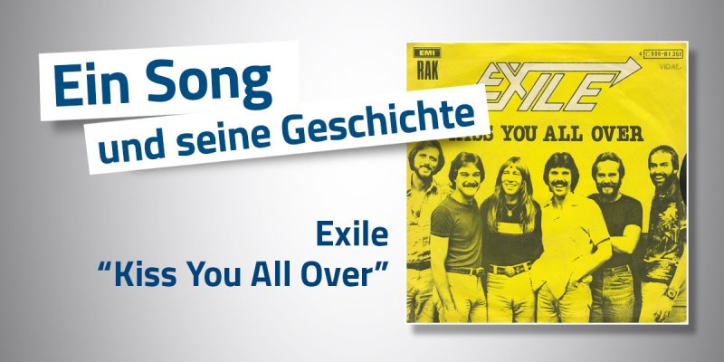 Exile - Kiss You All Over
