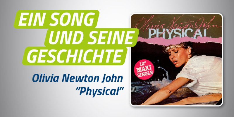 Olivia Newton John - Physical