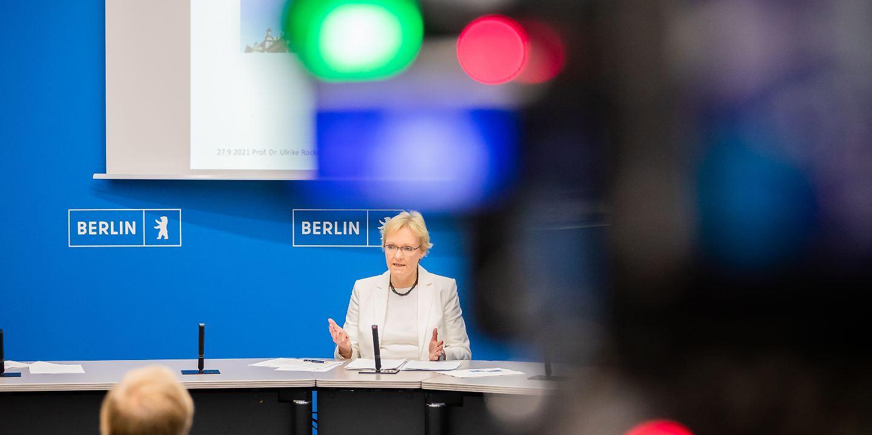 Petra Michaelis, Berliner Landeswahlleiterin