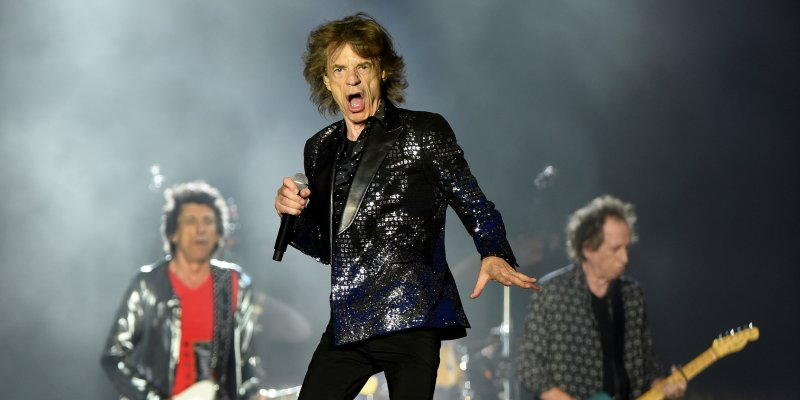 Rolling Stones an Spitze der Charts