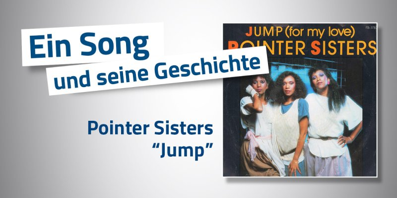 Pointer Sisters – Jump