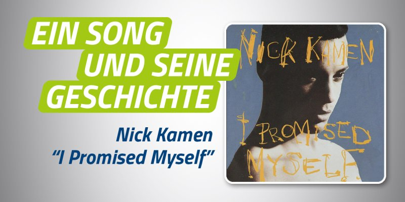 Nick Kamen - I Promised Myself